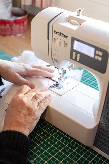 I)-Sewing